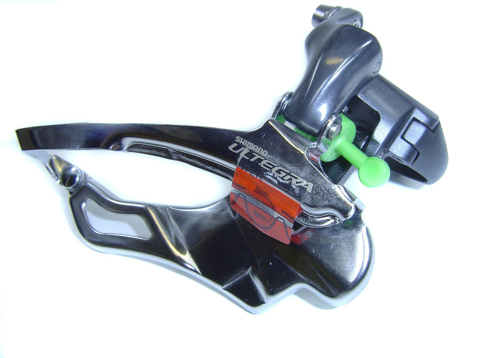 Shimano Ultegra Triple 3 x 10 Umwerfer FD-6703  34,9 Grau NEU