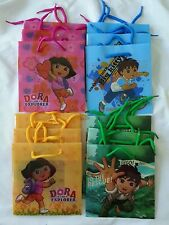 12 pcs Dora the Explorer & Diego Goody Gift Bag Nick Jr Licensed Party Favors