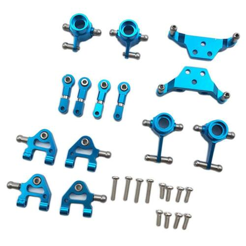 Shock Tower Plate Steering Cup Parts for WLtoys K969 K989 P929 1//28 RC Car