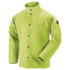 Revco Fl9 30c Truguard 200 Fr Cotton Welding Jacket Safety Lime Size Medium