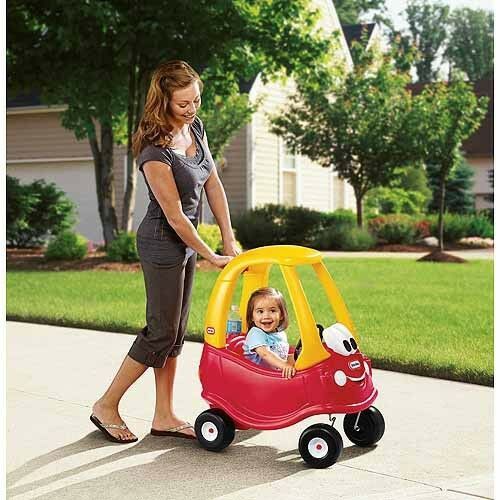 Toddler Ride On Car Riding Toy Indoor Outdoor Little Tikes Tikes Tikes Cozy Coupe Red Yellow 5a29cd