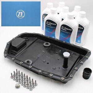 ZF-Olwechsel-Satz-Automatikgetriebe-BMW-6HP19-6HP21-E81-E90-E91-E92-E60-E61