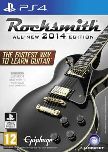 Rocksmith-2014-Edition-with-Real-Tone-Cable-PlayStation-4-PS4-New