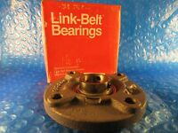 Linkbelt Fc3u216n 4-bolt Flange Cartridge Ball Bearing