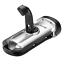 ThorFire Solar Flashlight Hand Crank Solar Powered Rechargeable Flashlight IPX6