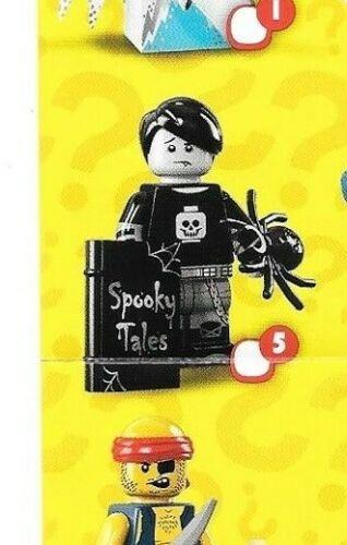 Lego Minifigures Series 16-Spooky Menino