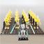 21-Pcs-Minifigures-Star-Wars-Battle-Droid-Gun-Clone-Bonus-Minikit-Lego-MOC miniature 16