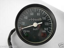 Tachometer YAMAHA DT50M Typ 2M4 76> Tacho - speedometer assy