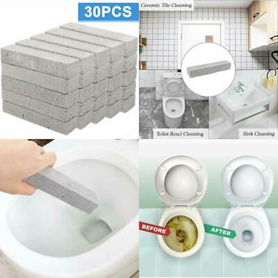 25 Pack Pumice Stone For Cleaning Scouring Pad Toilet Bowl Ring Remover Stick Cl