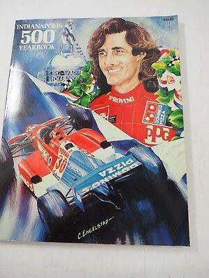 Indianapolis 500 Annuario 1990 Arie Luyendyk
