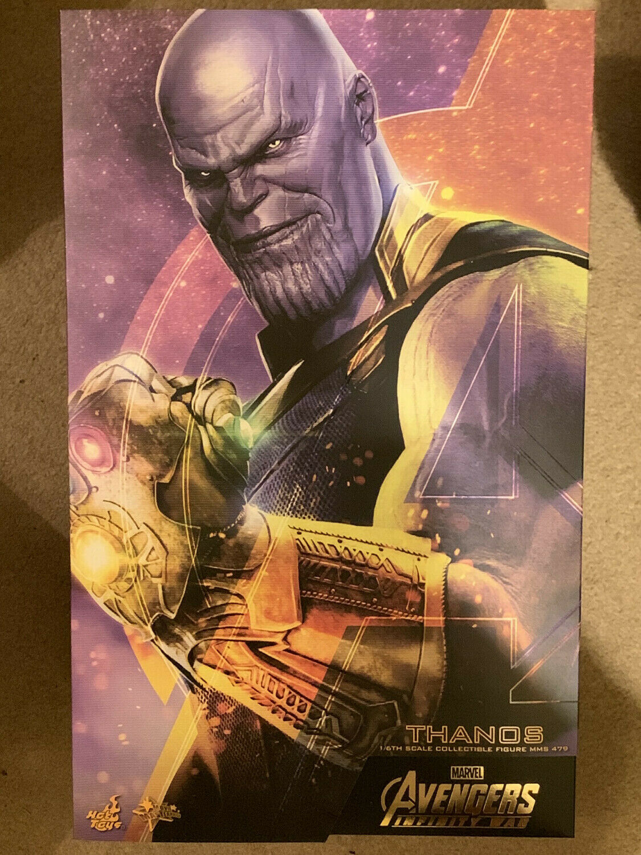 Hot Toys Thanos Avengers  Infinity War HT90429