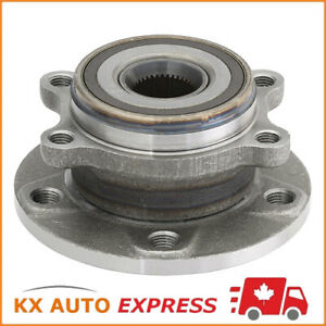 REAR-WHEEL-HUB-amp-BEARING-ASSEMBLY-FOR-AUDI-A3-QUATTRO-2006-2007-2008-2009-2010