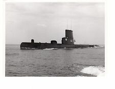 USS Chopper SS342 Submarine Official Navy Photograph 7.5x10 BW