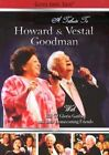 Tribute to The Goodmans 0617884459093 With Bill & Glor Gaither DVD Region 1