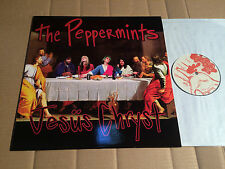THE PEPPERMINTS - JESUS CHRYST - LP - PAW07 - USA 2005