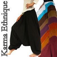 Sarouel Coton Grande Taille 34 36 38 40 42 44 46 48 Vetement Ethnique Femme Sa09