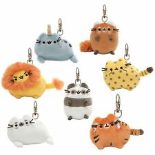 gund 4061298eu pusheen the cat surprise plush keyring series 7 pusheenimals