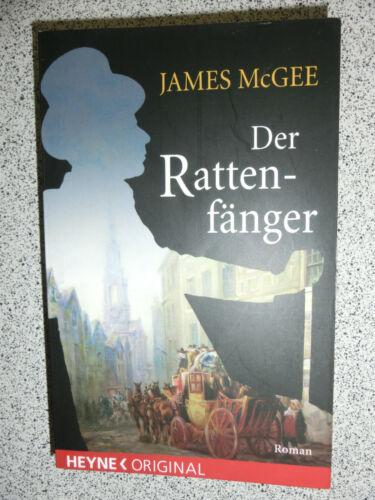 1 von 1 - Der Rattenfänger von James McGee (2006,tb) von Reginald Hill empfohlen