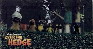 OVER-THE-HEDGE-promo-cybercene-cel-3D-DreamWorks-2006-Great-gift