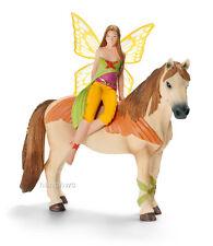 Schleich 70467 Sanjeela Bayala Toy Elf  with Horse - NIP