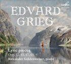 Grieg: Lyric Pieces (CD, Feb-2014, Melodiya)
