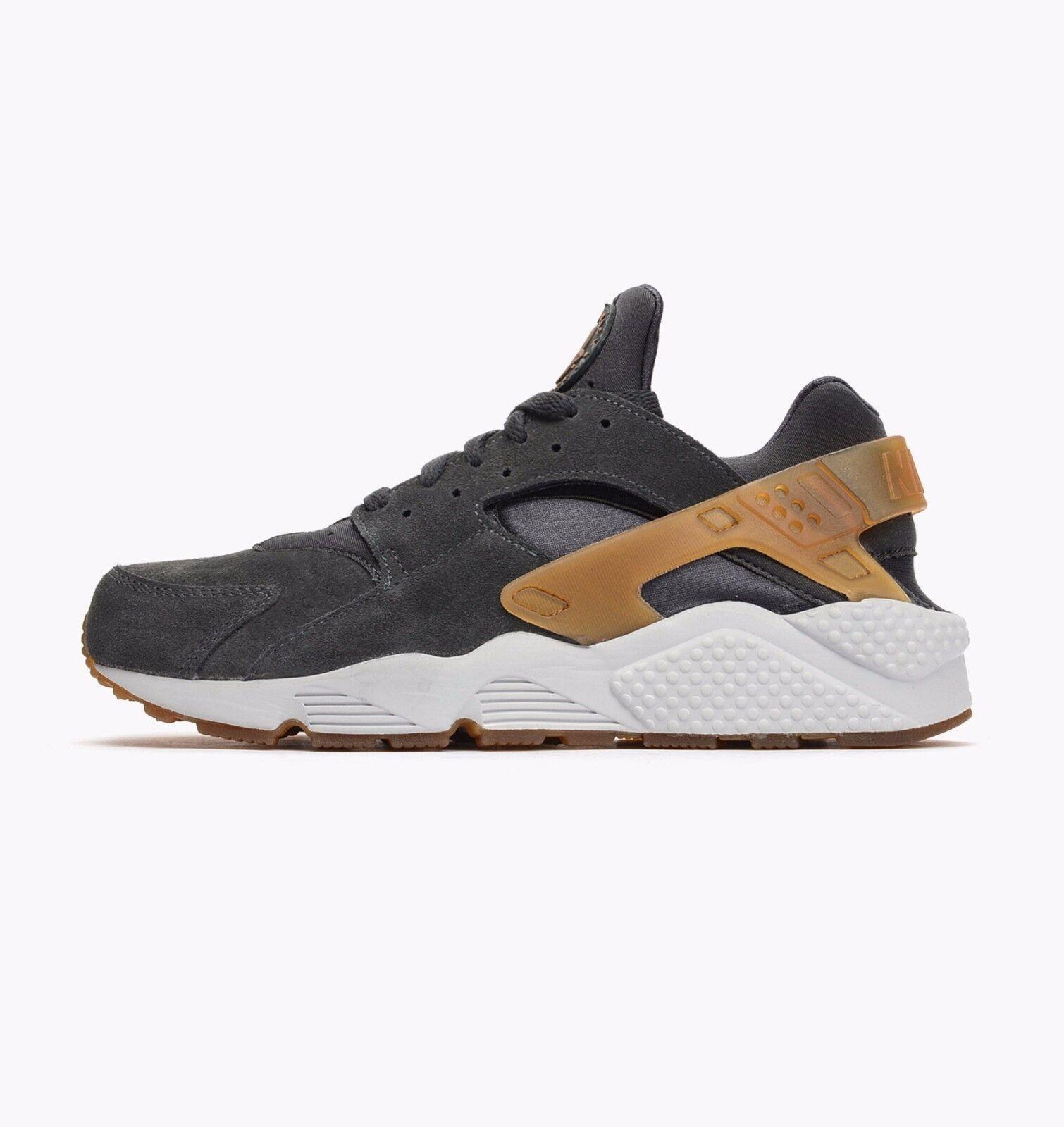 mid anthracite gris Huarache Air Homme marron Nike 090