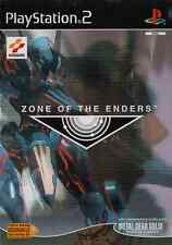 Zone Of The Enders - Jeu PS2 (Playstation 2)