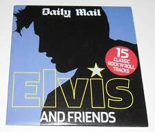 ELVIS PRESLEY AND FRIENDS - 2005 UK PROMO CD ALBUM IN CARD SLEEVE (DAILY MAIL)