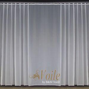 De-haute-qualite-fini-rideau-voile-store-faltenband-amp-bleiband-modele-Cosenza
