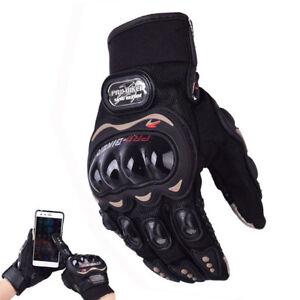 746-Paire-de-Gants-Complet-Protection-Moto-Velo-Sport-Femme-Homme-4-Tailles