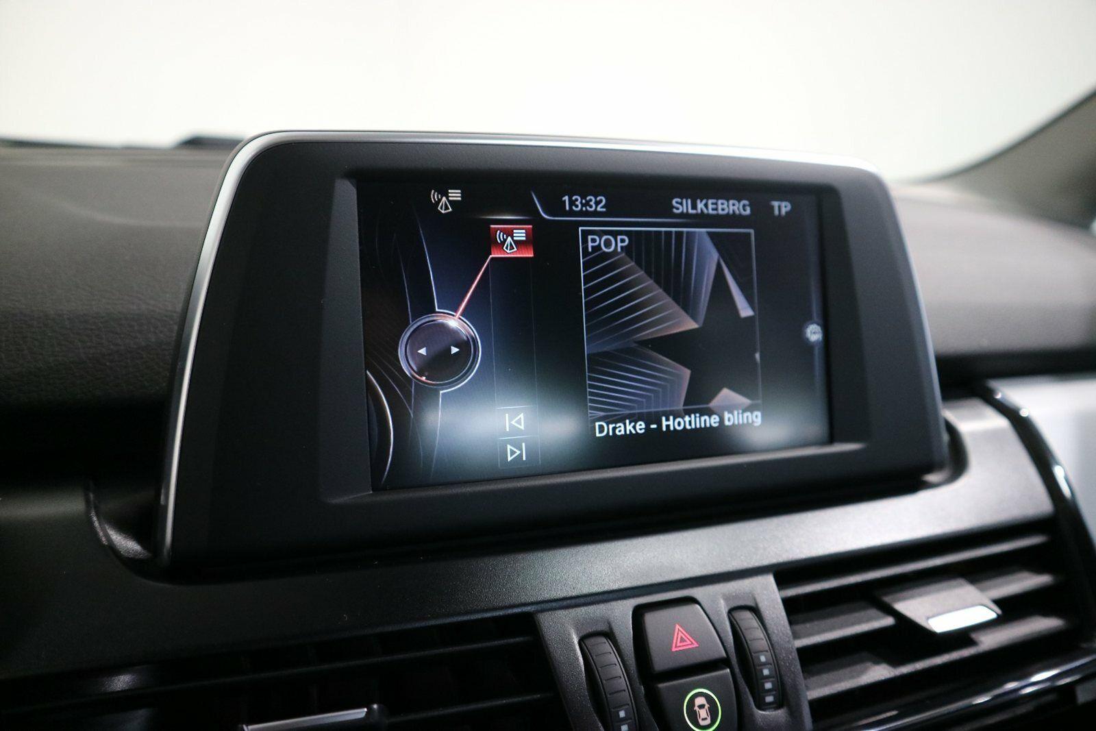 BMW 220d 2,0 Active Tourer Advantage aut. - billede 8