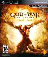God of War: Ascension (Sony PlayStation 3, 2012)