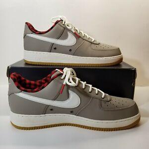 wielka wyprzedaż uk specjalne do butów sklep z wyprzedażami Details about Nike Air Force 1 Low 07 LV8 Light Taupe Men size 8