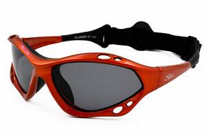 Seaspecs Copper Blaze Polarized Water Sport Sunglasses l FREE CASE & STICKERS