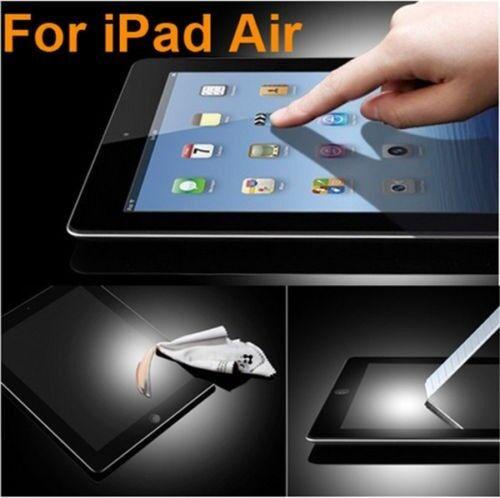 New Premium Apple iPAD Air 1\iPad Mini 2 Retina Tempered Glass Screen Protector