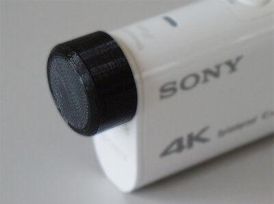 Sony FDR-X1000V 4K Action Cam Lens Cap