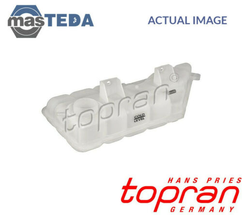 TOPRAN COOLANT EXPANSION TANK RESERVOIR 401 529 P NEW OE REPLACEMENT