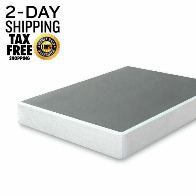 Sleep Master Smart Box Spring King Size Bed Mattress Frame Spring