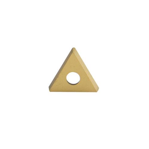 10tlg Hartmetalleinsatz für Interne Gewinde Drehen Drehwerkzeug TCMT110204 US735