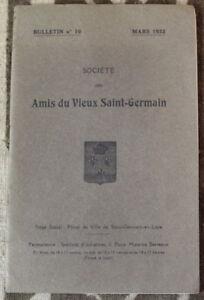 Societe-des-Amis-du-Vieux-Saint-Germain-N-10-de-1932
