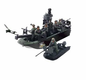 Elite Force Naval Special Warfare Gunboat Vehicle Realistic Special Warfare 5/""