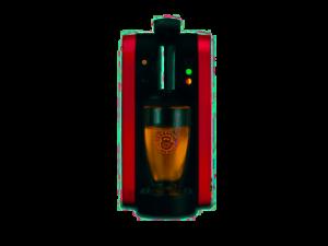 Théière tealounge système statique rouge teekapselmaschine Incl STARTER-BOX