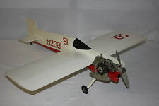Russian Gas Powered Control Line Gas Airplane ARTF Plane EX+ Must L@@K