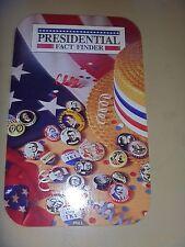 President Fact Finder Washington Clinton pull card 1993