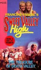 The Treasure of Death Valley (Sweet Valley High)