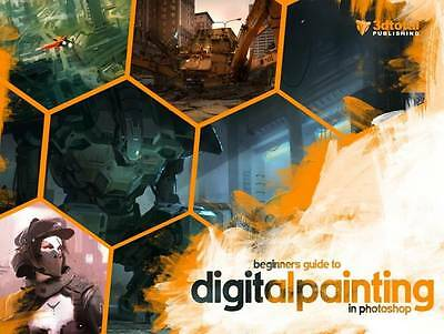 1 of 1 - Beginner's Guide to Digital Painting in Photoshop 9780955153075