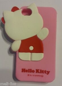 Hello-Kitty-Soft-Rubber-3D-Pink-Cover-Case-Silicone-Skin-for-iPhone-4-4S
