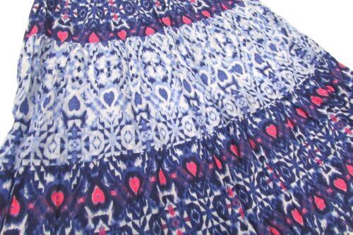 Carters OshKosh B /'gosh Vestito con Maxi Abito Estivo Blu Rosa Estate4-7 anni