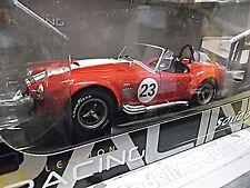 AC Cobra 427 Roadster 1965 #23 red rot white Solido Prestige SPreis Schuco 1:18