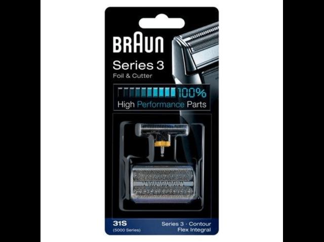 Recambio para afeitadora - Braun 31S